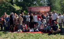 Волонтеры из ЖО «Марьям» на мероприятиях по случаю Дня независимости Индонезии