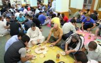 موائد شهر رمضان المبارك في أوكرانيا