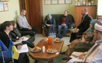 منظمة الامن والتعاون الاوروبية تتابع اوضاع مسلمي أوكرانيا