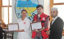 «Аль-Масар» і «Червоний хрест» навчають наданню першої допомоги