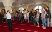 Студенти Університету Грінченка захоплені київським ІКЦ