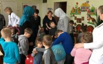 "Charity Department of SO ""Maryam"" Visit an Orphanage in Pryluky"