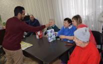 Українські пісні зі східним колоритом: візит харківських мусульман до центру реабілітації
