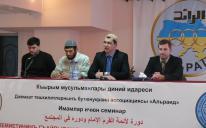 120 кримських проповідників обговорювали роль імама у відродженні суспільства