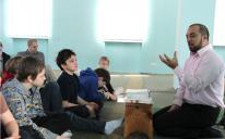 Відвідування школярами ІКЦ як спосіб познайомитися з людьми іншої культури
