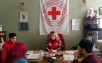 ІКЦ Запоріжжя та Товариство Червоного Хреста України готують меморандум про співпрацю