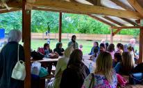 ЖО «Марьям» устроила пикник для женщин и детей