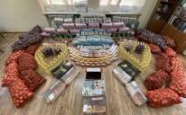 Півтори сотні продуктових наборів для нужденних — від мусульман Дніпра