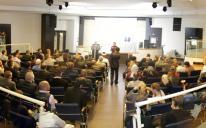 """بحضور بارز من روسيا وبيلاروسيا وليتوانيا وأمريكا.. الرائد يعقد مؤتمرا دوليا حول """"وسطية الإسلام"""" (صور وفيديو)"""