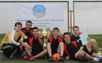 16 кримських команд змагалися за кубок «Емель» з міні-футболу
