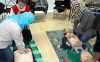 Червоний хрест і півмісяць: мусульманки Харкова навчалися надавати першу допомогу