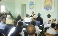 """بالتعاون مع الرائد .. الإدارة الدينية لمسلمي أوكرانيا """"أمة"""" تقيم أول دورة ثقافية لها في أوديسا"""