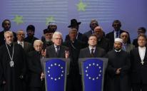 رئيس اتحاد المنظمات الإسلامية في أوروبا يلقي كلمة في البرلمان الأوروبي ويلتقي بقادة المفوضية