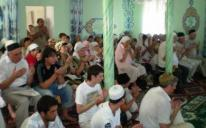 في ذكرى الإسراء والمعراج ..  الرائد يقيم دورة ثقافية شرعية لتعريف مسلمي إقليم الدونباس بالذكرى، والدروس والعبر المستوحاة منها