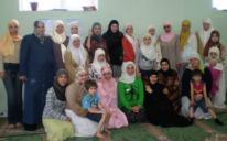 """بالتعاون مع """"الرائد"""" و""""أمة"""" .. الأمل تقيم مخيما دينيا ثقافيا ترفيهيا لمسلمات إقليم الدونباس الجدد"""