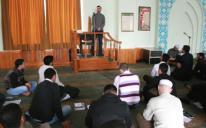 الرائد يقيم الدورة الثالثة لتأهيل خطباء المساجد والمصليات في أوكرانيا