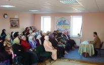 الرائد يقيم دورة ثقافية شرعية نسائية في إقليم الدونباس شرق أوكرانيا