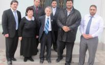 رئيس الاتحاد يبحث مع جميلوف شؤون التتار المسلمين والحفاظ على التعايش السلمي في القرم