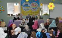 """الرائد يقيم ندوة نسائية حول """"الإسلام بعيون المرأة"""" في إقليم الدونباس شرق أوكرانيا"""