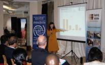 الرائد يشارك في اجتماع لبحث تعزيز التعايش بين فئات المجتمع الأوكراني