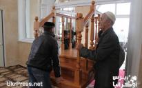 """""""الرائد"""" يفتتح مسجدا جديدا في إقليم شبه جزيرة القرم جنوب أوكرانيا (صور)"""