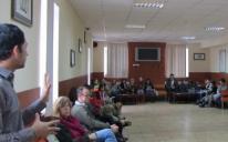 45 طالبا في المدرسة الأمريكية يزورون المركز الثقافي الإسلامي بالعاصمة كييف