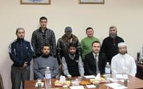 الرائد يرعى اجتماعا لتنسيق جهود أئمة ورؤساء الجمعيات الدينية الإسلامية في أوديسا