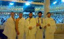 Ukrainian Pilgrims Back from Hajj with Memorable Prize