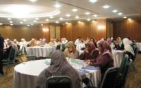 """""""Альраид""""  участвовал в конференции «Деятельность мусульманской женщины на западе»"""