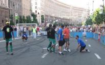 В Киеве прошел футбольный турнир с участием иностранных команд