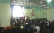 Ид Аль-Адха торжественно начался с праздничной проповеди