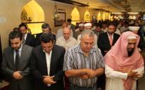 Дипломатический ифтар: гостями ВАОО «Альраид» стали послы и консулы исламских государств, светские и духовные лидеры