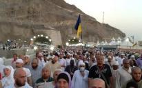 Украинские паломники возвратились на Родину