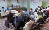 Сохранение мусульманской семьи обсудили на семинаре в Виннице