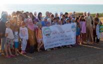 Культурно-оздоровительный лагерь для девочек-сирот у Черного моря