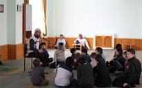 Маулид для детей в киевском Исламском культурном центре /ВИДЕО