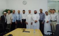 Украинская делегация приняла участие в семинаре по фикху меньшинств в Катаре в центре Аль-Кардави