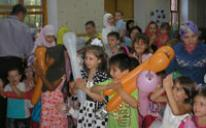 Мусульмане Одессы подарили детям праздник