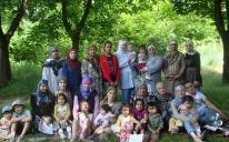 Многонациональный пикник мусульманок города Одессы