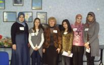 Kharkov Muslim Women Organized Feast for Children from Rehabilitation Center