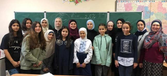 Тренинг по коммуникативным навыкам для девочек-подростков