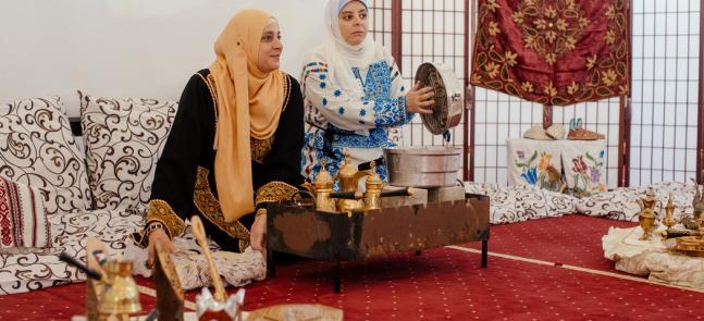 Сказки — отдельно, реальность — отдельно: несколько сот киевлянок посетили День арабской культуры