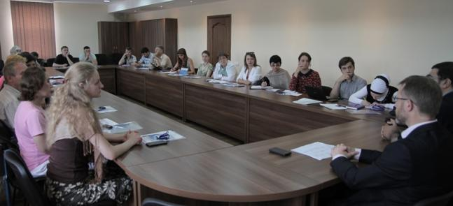 Evolution Of Islamic Communities In Ukraine And Other European Countries: First Days of IV School Of Islamic Studies