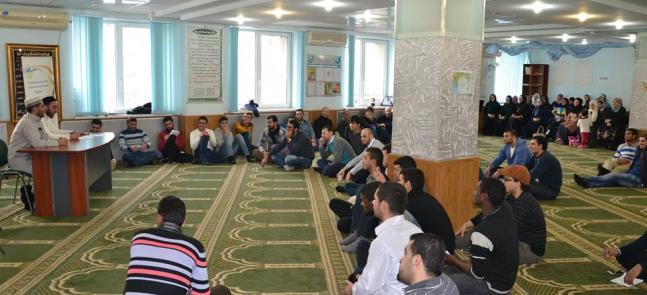 Ісламський культурний центр Харкова