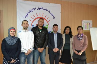 بعد كييف ودونيتسك.. منظمة الأمن والتعاون الأوروبي تزور جمعية المستقبل في دنيبروبيتروفسك