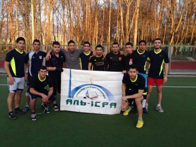 Vinnitsa Students' Football Battles
