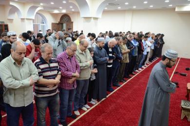 Open-Air Iftars: First Three Days Of Ramadan At Kyiv ICC
