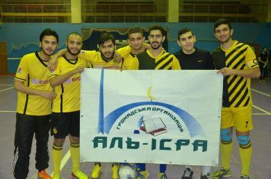 Vinnytsya Muslim Team Takes Part In The City Futsal Tournament