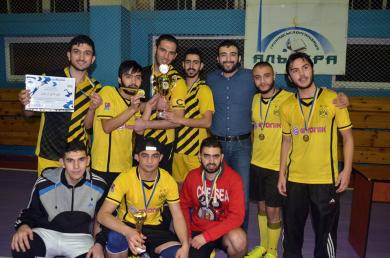 Vinnytsya Muslim Futsal Team Prepares To Show A Better Result Next Year