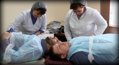 """لمساعدة الجنود والمدنيين الأوكرانيين الجرحى.. """"الرائد"""" يقيم حملة جديدة للتبرع بالدم"""